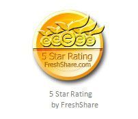 5 Star Rating FreshShare