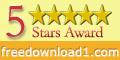 5 Stars Award Freedownload1