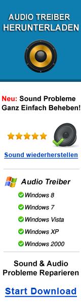 Sound Treiber