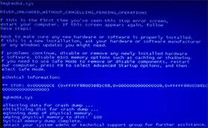 BlueScreen Treiber Fehler