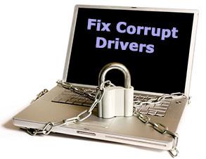 Fix Corrupt Drivers