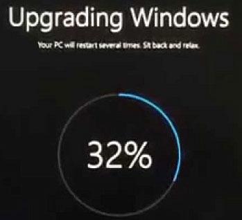 Windows 32 Prozent-Fehler